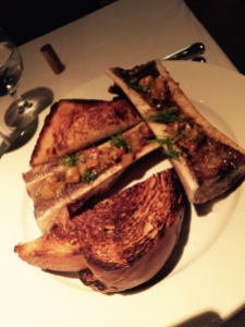 Angus bone marrow